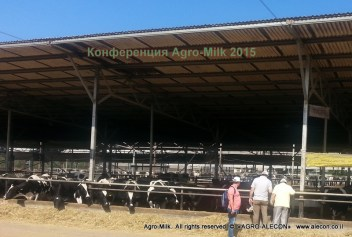 Фоторепортаж с молочной конференции Agro-Milk 2015