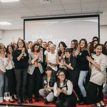 Junio - Gracias Bilbao por la conexión con una tribu de profesionales creativos impresionante