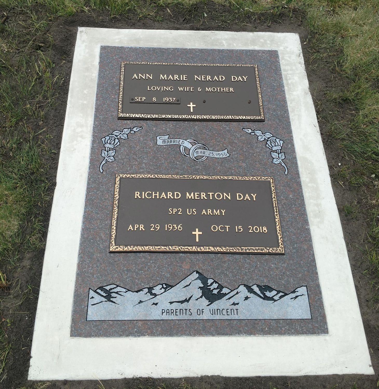 Lawn Level Memorial