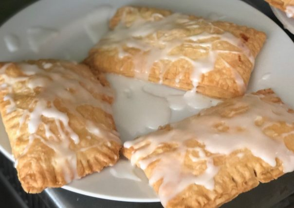 Picture of my delicious pop tarts!