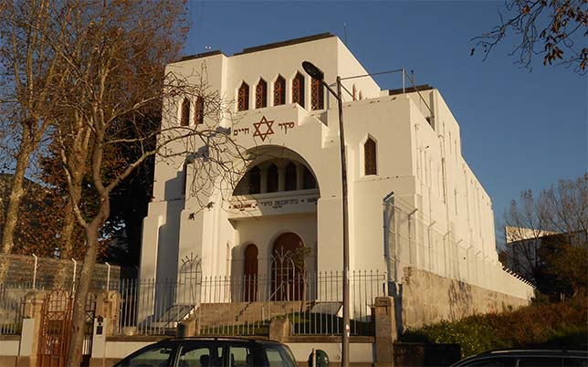 Sinagoga Porto
