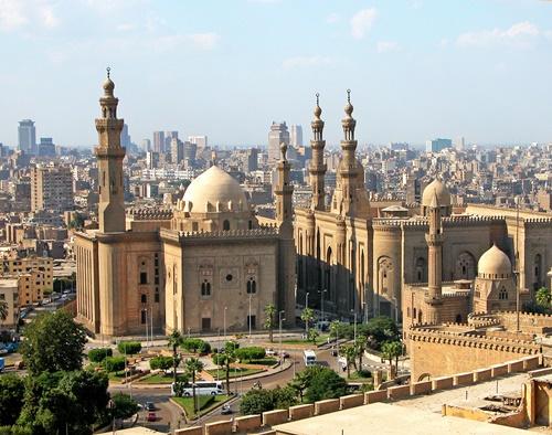 Viagem Cairo