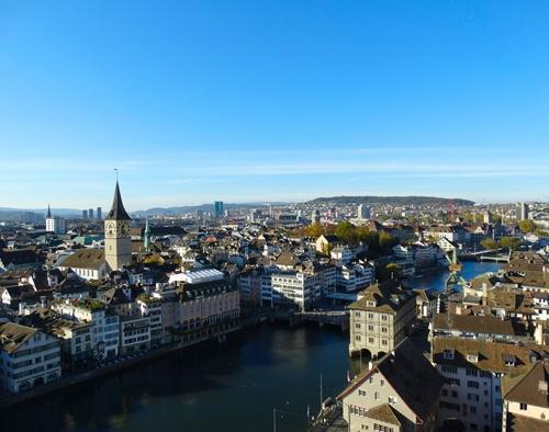 Viagem Alemanha e Suiça