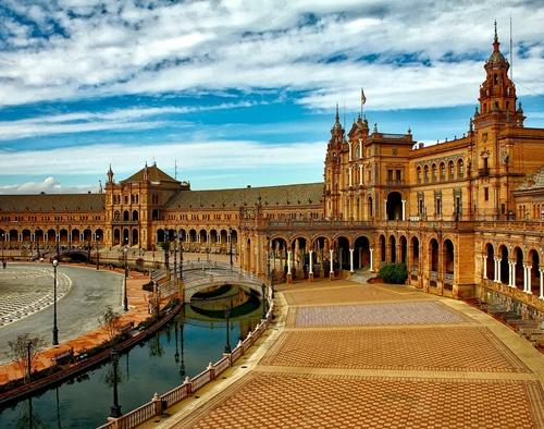 Viagem Espanha e Portugal