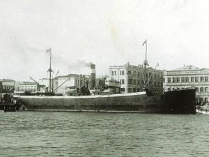 El Canelo, un gran barco
