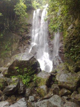 Lumondo Waterfalls