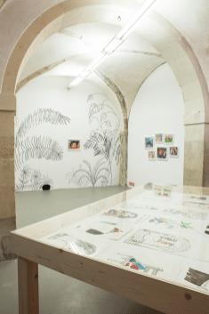 Keep my treasures where I can see them- Galleria La Veronica- Modica,Sicily, IT / 2016