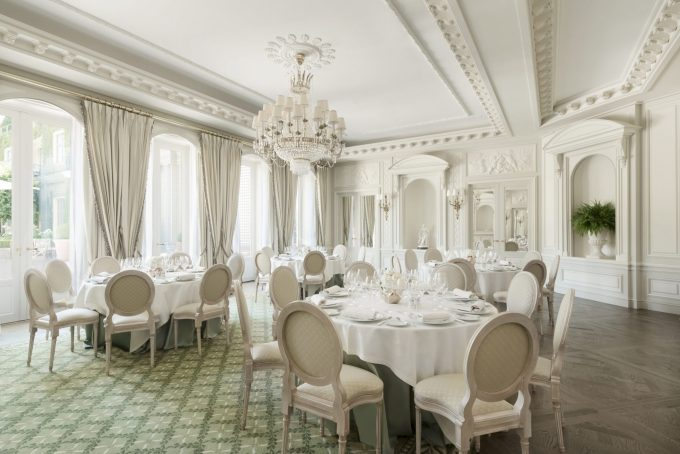 The Salon César Ritz.
