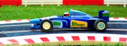 Benetton B195 Michael Schumacher