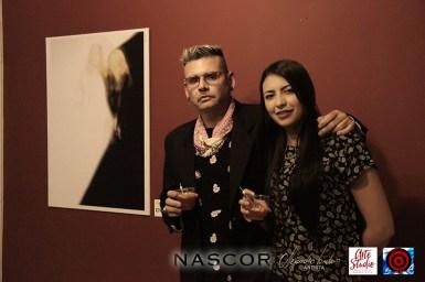 Norman Botero y su esposa Vanessa Zapata