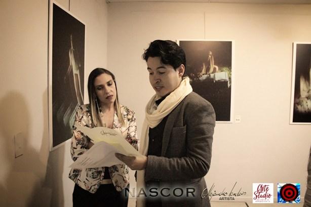 Isabel Cadavid y Alejandro Londoño