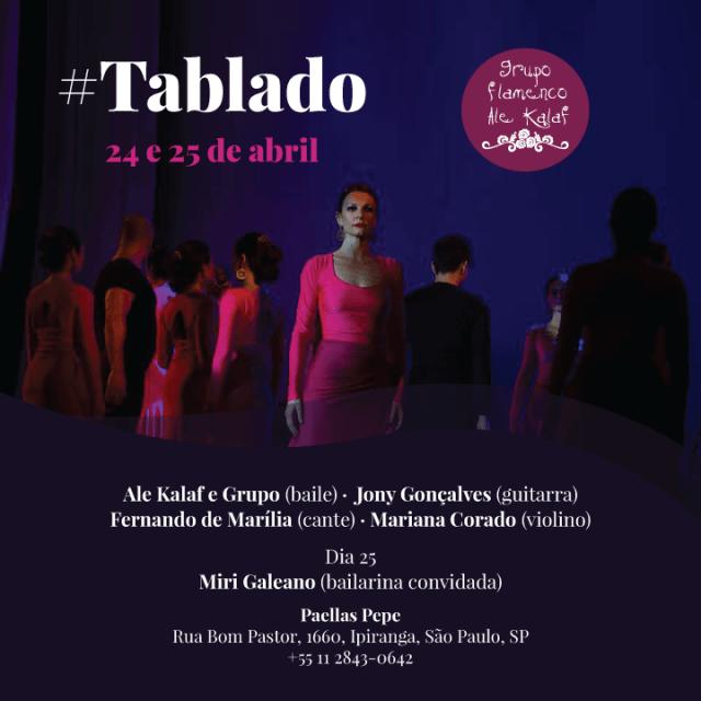 #Tablado