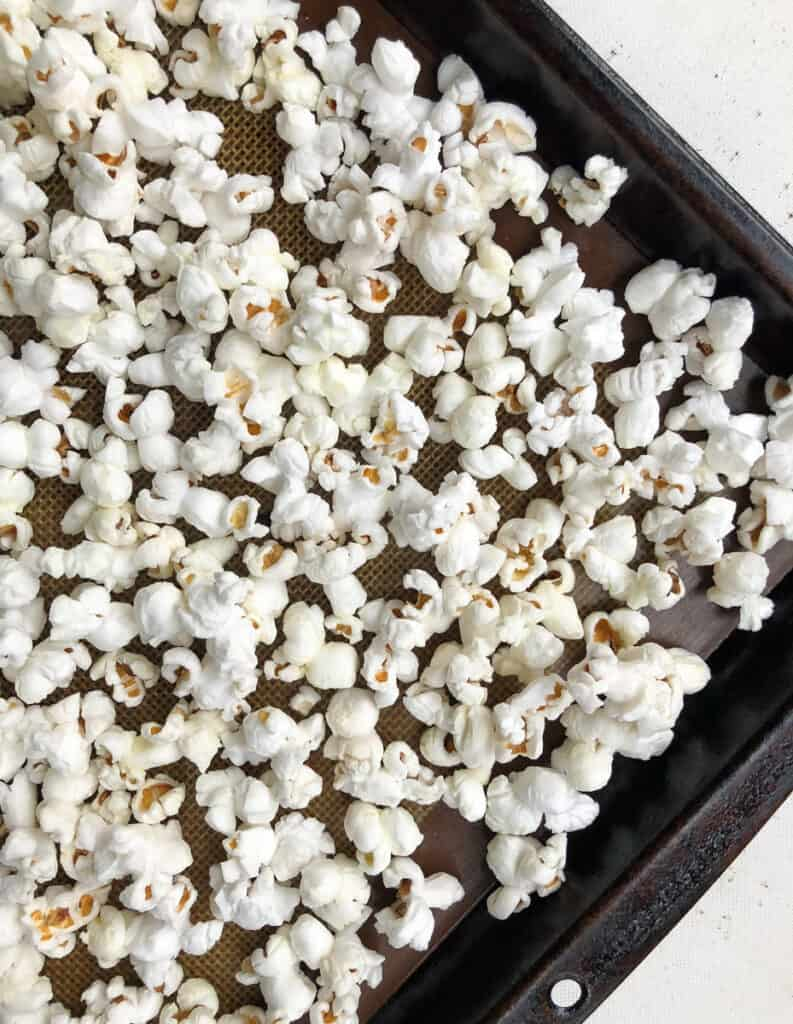 easy buttery caramel corn without corn syrup