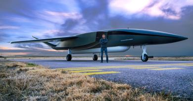 Aevum just unveiled the world's biggest drone