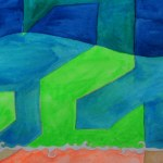 Big-Blue-Detail-by Aleksandra Smiljkovic Vasovic aleksandraartworkcom