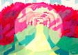 Rose-Garden- by Aleksandra Smiljkovic Vasovic aleksandraartworkcom