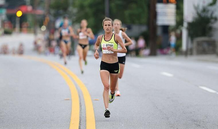 Путь к успеху в жизни - это марафон