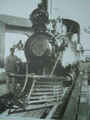 2012 Centenário da Estrada de Ferro Madeira Mamoré