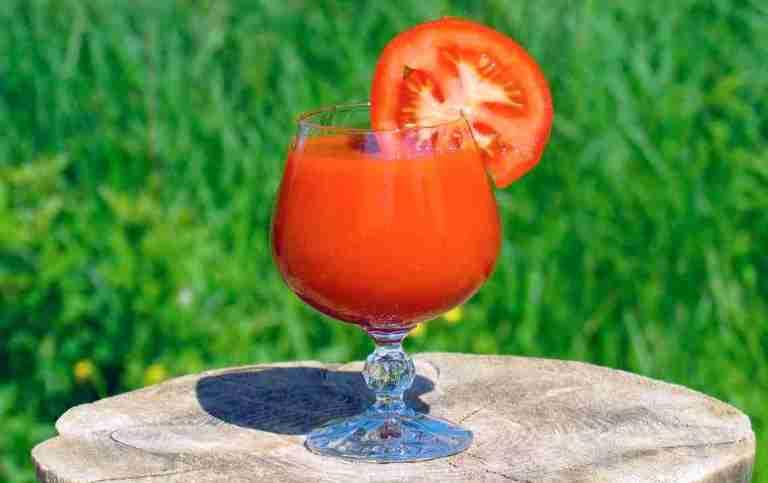 Долголетие и томатный сок