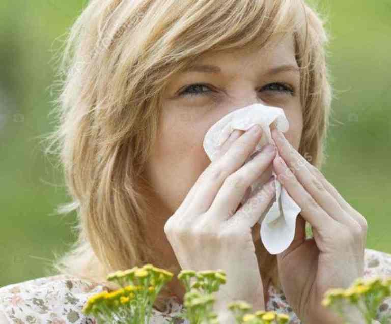 Аллергик и аллерголог