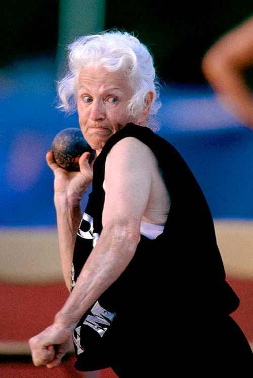 Аэробика обращает вспять процесс старения
