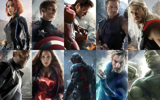 Vingadores A Era de Ultron