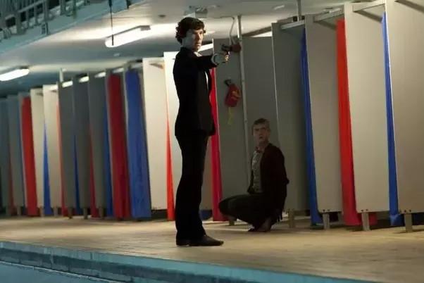 Sherlock piscina