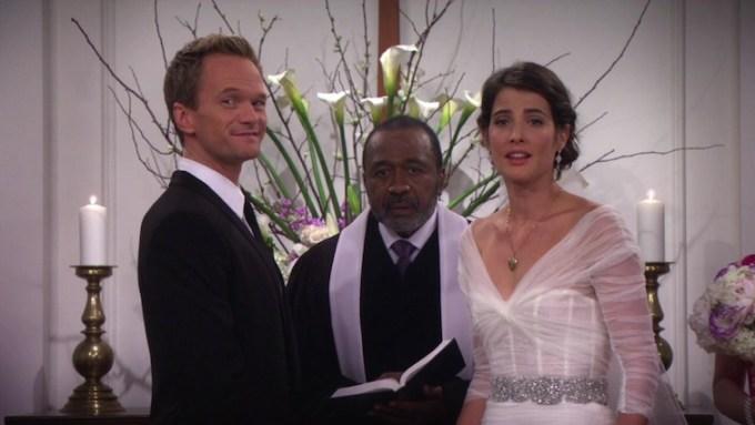 Barney Robin casando