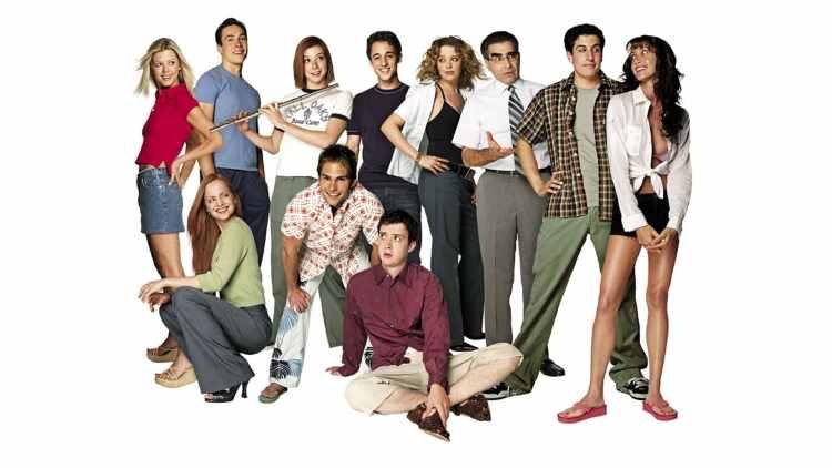 elenco American Pie