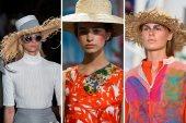 İlkbahar / Yaz 2017-2018 Şapka Modası
