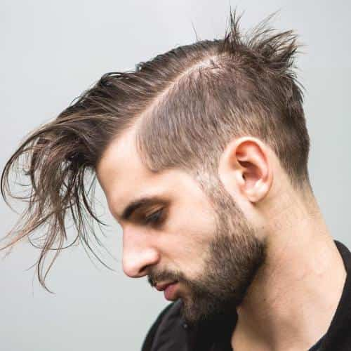 Erkek Seyrek Saç