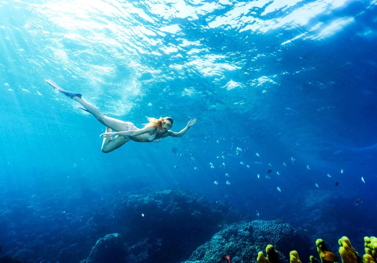 Freediving - Die große Freiheit