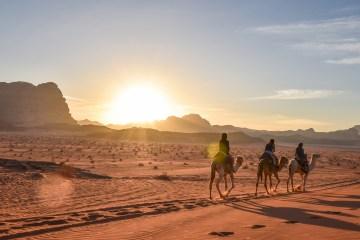 Wadi Rum © Alena Zielinski