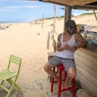 Eine einzigartige Butze: Beachbar d'Elmar