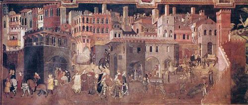 Los Jardines del Renacimiento. - I -  Las ciudades italianas. Por Virginia Seguí  (5/6)