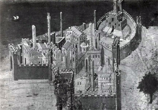 Los Jardines del Renacimiento. - I -  Las ciudades italianas. Por Virginia Seguí  (6/6)