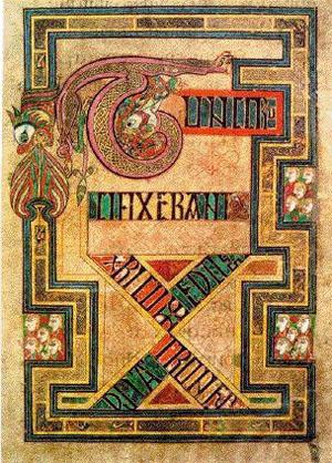 La Escritura y el Arte: La Edad Media. Por: Virginia Seguí (6/6)