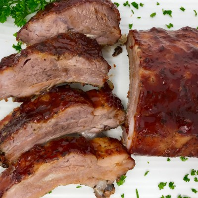 Fall off the bone BBQ Pork Ribs