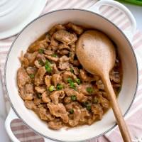 Tender Chicken Gizzards & Hearts (Stove-top & Instant Pot method)