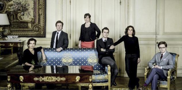 Une de L'Obs: «Élysée: ces trentenaires à qui Hollande confie les clefs du pays», 5 février 2015
