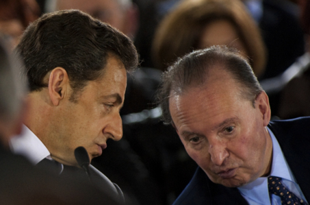 Raymond Soubie, conseiller du président de la République, Nicolas Sarkozy, de 2007 à 2010