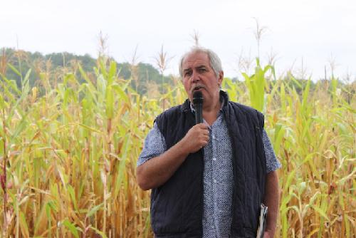 Bertrand Lassaigne: jusqu'au Guatemala pour chercher des «semences libres»
