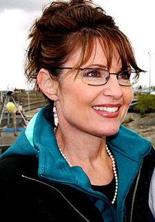 Sarah Palin, gouverneure de l'Alaska depuis 2006