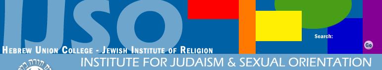 Institute for Judaism & Sexual Orientation