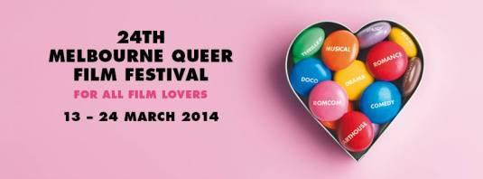 Melbourne Queer Film Festival 2014