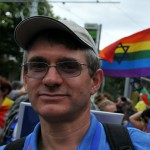 Mark Cherny Pride March 2012