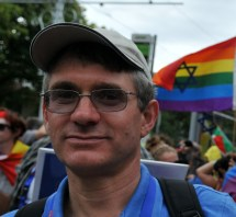 "Mark Cherny reports on ""I'm Gay and I'm Jewish. Do I still belong?"""