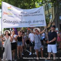 Jewish Care Victoria Pride March Gallery pic 3