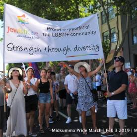 Jewish Care Victoria Pride March Gallery pic 3