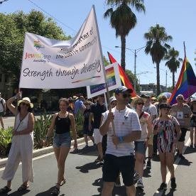 Jewish Care Victoria Pride March Gallery pic 6